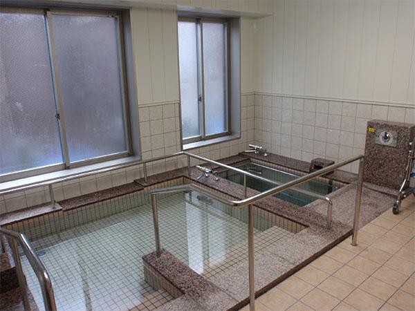 悠優 施設写真 浴室