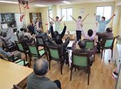 ひばり踊りの会写真